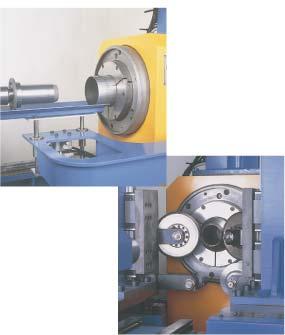 Fuji Machine Works CNC Controlled Spinning Machine